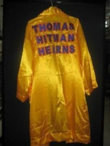 "The Robe of Thomas ""Hitman"" Hearns"