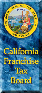 California Franchise Tax Board Refund