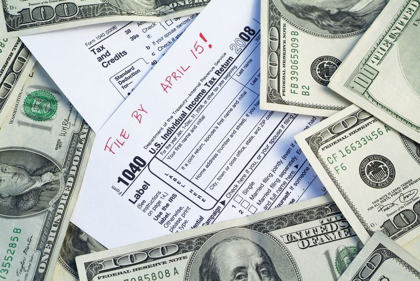 Claim the IRS tax Refund you are owed!